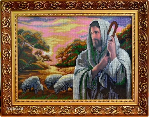 "Картина ""Добрый Пастырь"" фото 1"
