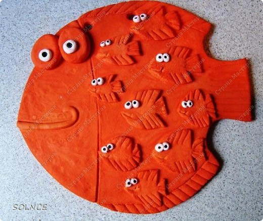 Рыбка-апельсинка:) фото 1