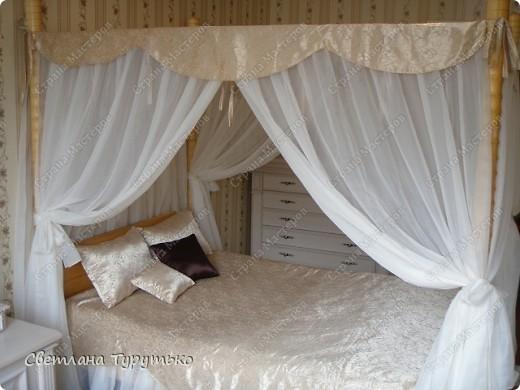 Красивые обновки для красивой кровати фото 1