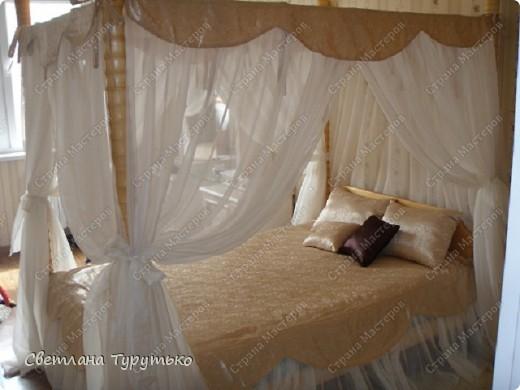 Красивые обновки для красивой кровати фото 3