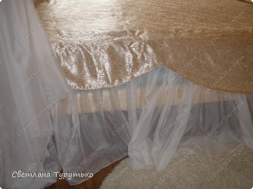 Красивые обновки для красивой кровати фото 7
