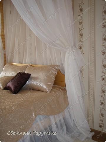 Красивые обновки для красивой кровати фото 4