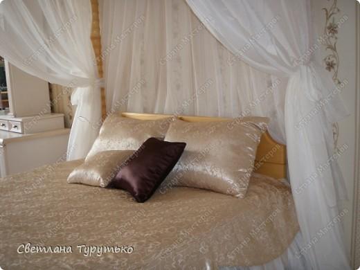 Красивые обновки для красивой кровати фото 5