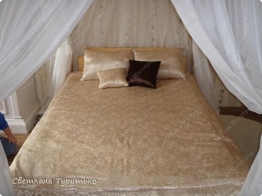 Красивые обновки для красивой кровати фото 6