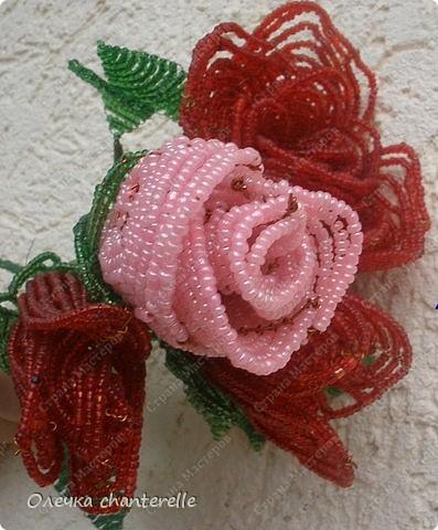 Розы в подарок фото 2