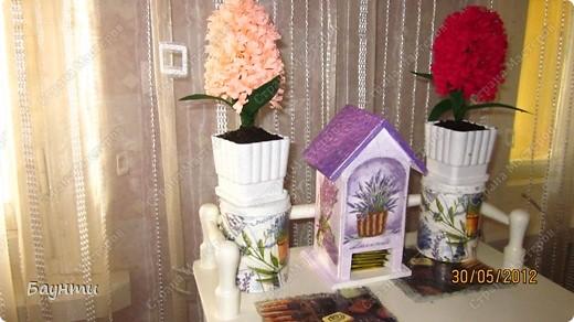 Мой первый долгожданный чайный домик)))Заготовки выпиливала сама. фото 6