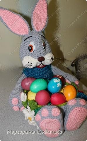 Вот  такой  Пасхальный  кролик! фото 1