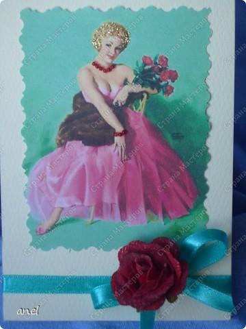 Вот и новая серия моих открыточек.И конечно для мужчин в первую очередь! фото 15