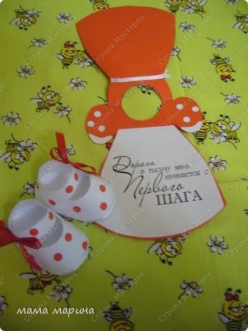 У сотрудницы родилась внучка, вот таким подарочком сегодня её поздравлю. фото 5