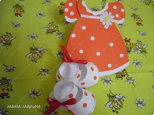 У сотрудницы родилась внучка, вот таким подарочком сегодня её поздравлю. фото 4