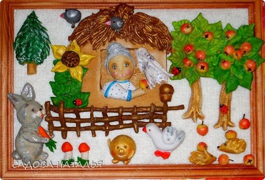 Можно сделать грушу, вишню или абрикосовое дерево! фото 5