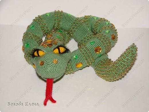Змейка Паулина фото 1