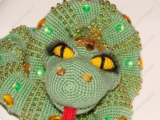 Змейка Паулина фото 3