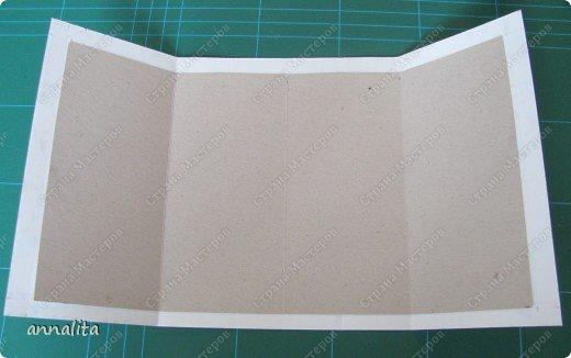 Мастер-класс Упаковка Многоярусная шкатулка + МК Бумага фото 8