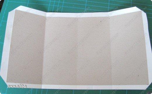 Мастер-класс Упаковка Многоярусная шкатулка + МК Бумага фото 9