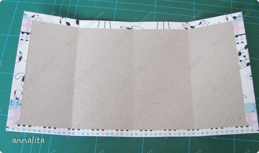 Мастер-класс Упаковка Многоярусная шкатулка + МК Бумага фото 10