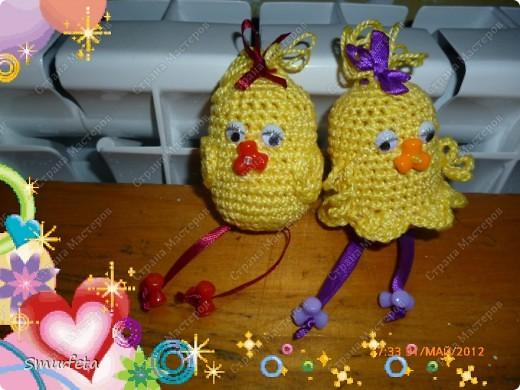 цыплятки погремушки фото 2