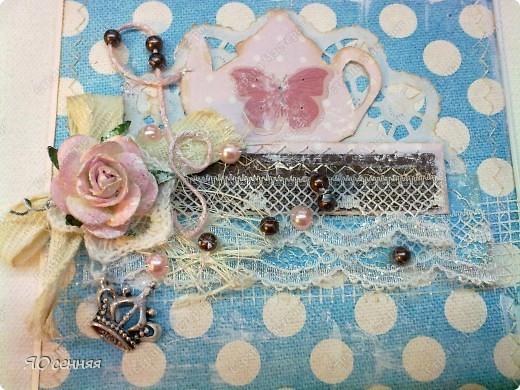 несколько открыточек из последних, в основном стиль шебби-шик фото 8