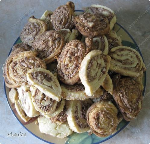 Очень вкусное, ароматное, рассыпчатое праздничное печенье фото 2