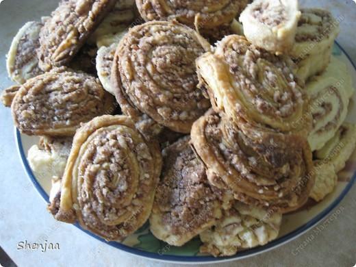Очень вкусное, ароматное, рассыпчатое праздничное печенье фото 3