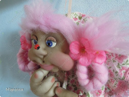 Это розовое чудо зовут Зефирка)  фото 3