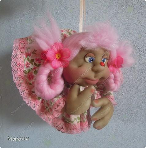 Это розовое чудо зовут Зефирка)  фото 2