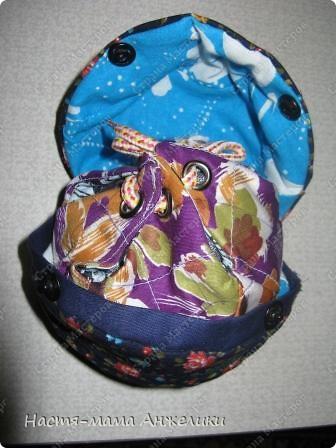 Участвовала в тренинге по шитью вот такой замечательной игрушки .  Эта интересная идея и все разработки принадлежат Анне Румянцевой. Мячик-серединка + 3 оболочки-скорлупки (внешние слои, лепестки, шапочки,  матрешки- как угодно называйте) к нему.  фото 8