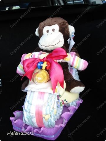 Мавпочка поспішає до Олі... фото 1