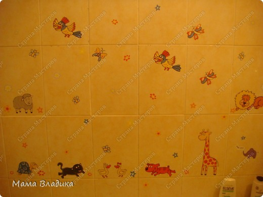 Ванная для ребенка фото 1
