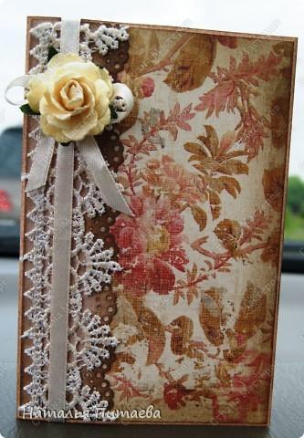 Всем здравствуйте, новые работки, поздравительные открытки. !. Свадебная фото 5