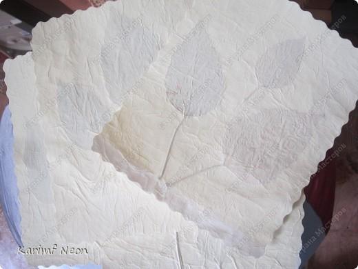 Это тоже для празднования Юбилея моей подруги. Расскажу о бумаге ручной работы и дам НЕСКОЛЬКО Волшебных РЕЦЕПТОВ. фото 10