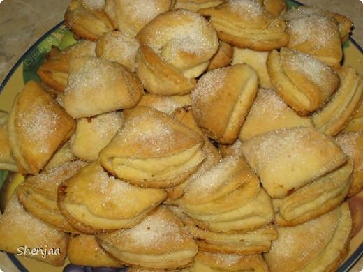 """Творожное печенье """"Треугольники""""  фото 2"""