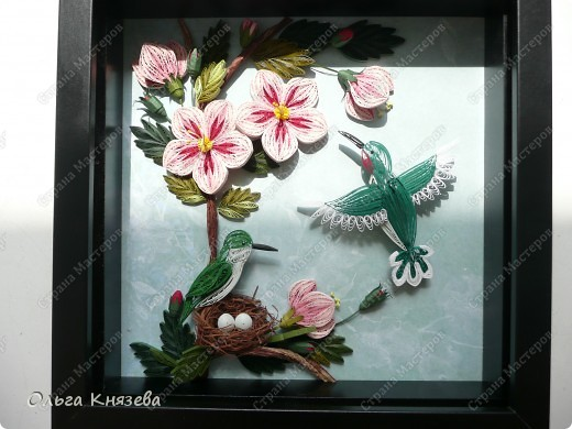 Для конкурсного задания на Smart-Arts сделала мастер-класс http://www.smart-arts.ru/club/user/5438/blog/1185/ . А для вдохновения предложила такую картину фото 2