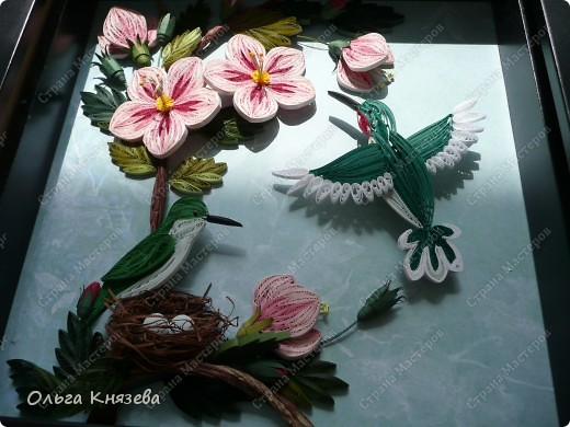 Для конкурсного задания на Smart-Arts сделала мастер-класс http://www.smart-arts.ru/club/user/5438/blog/1185/ . А для вдохновения предложила такую картину фото 3