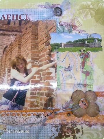страничка про Аришку мою племяшку,  прогулка в Смоленске фото 8