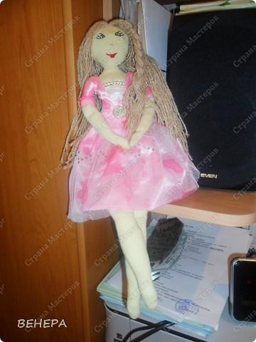 На подобии куклы Тильды фото 2