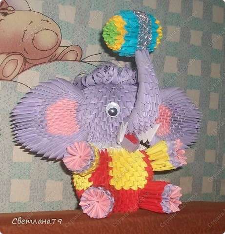 павлин и слоненок фото 3