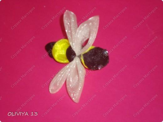 Букашки на резиночках ,идеи из нета .Бабочки  фото 9
