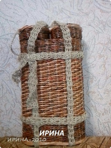одна из последних моих плетенок на день рождение фото 1