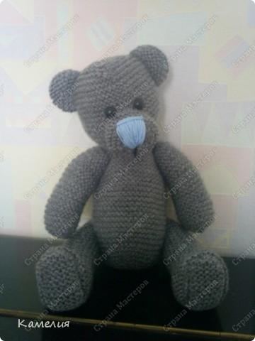 Медвежонок Тедди для моих деток.