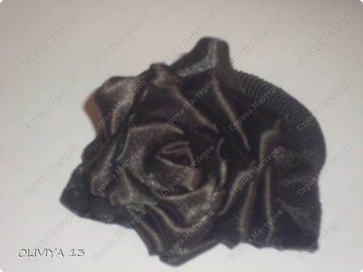 """Привет всем ! на этой странице я хочу ва показать следующие работы : резинка """" Шоколадная роза """" фото 9"""