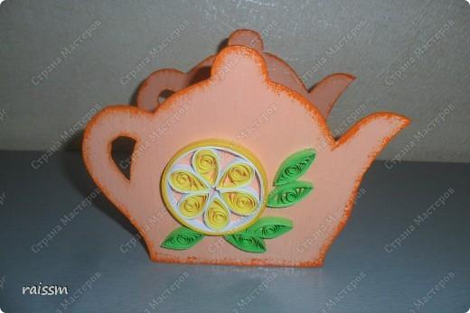 Чайник для чайных пакетиков.  фото 1