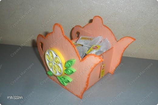 Чайник для чайных пакетиков.  фото 2