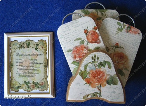 """Розы самые популярные цветы и предметы с их изображением прекрасное украшение интерьера. Трио """"Розы"""" фото 4"""