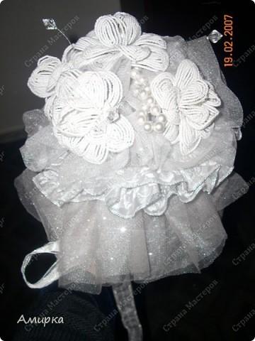 Ну и немного свадебных букетов)) фото 2