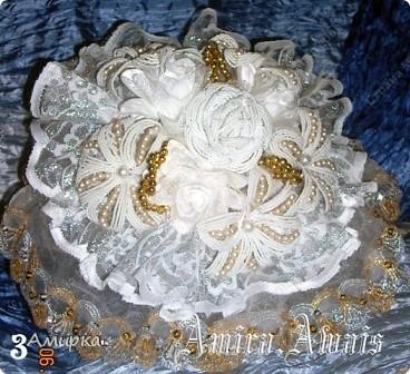 Ну и немного свадебных букетов)) фото 1