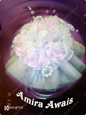 Ну и немного свадебных букетов)) фото 3