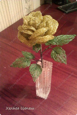 Розочки делала под заказ (все, кроме белой, она была в подарок). На каждую розу брала примерно по 5-7 дней.  фото 5