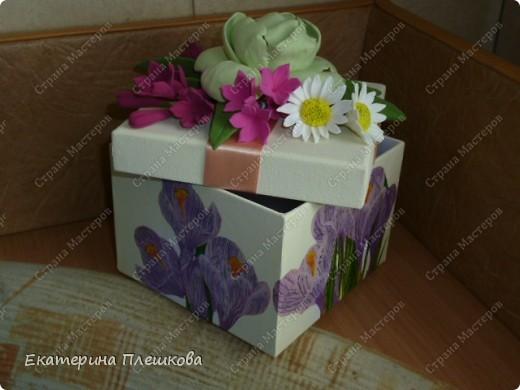 Коробочки для мелочей. фото 7