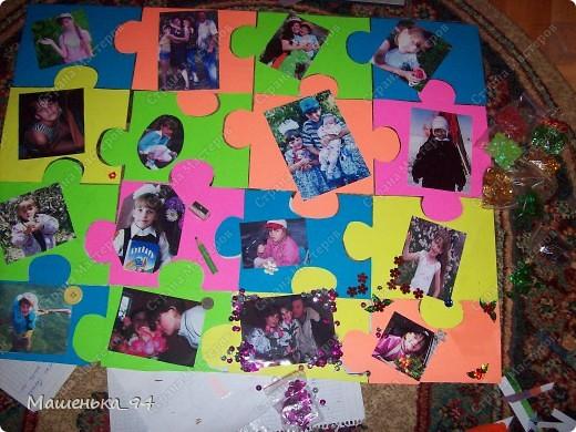 Вдохновилась  здесь... http://stranamasterov.ru/node/214049?c=favorite   Это первая работа, сделанная с одноклассниками))) фото 4